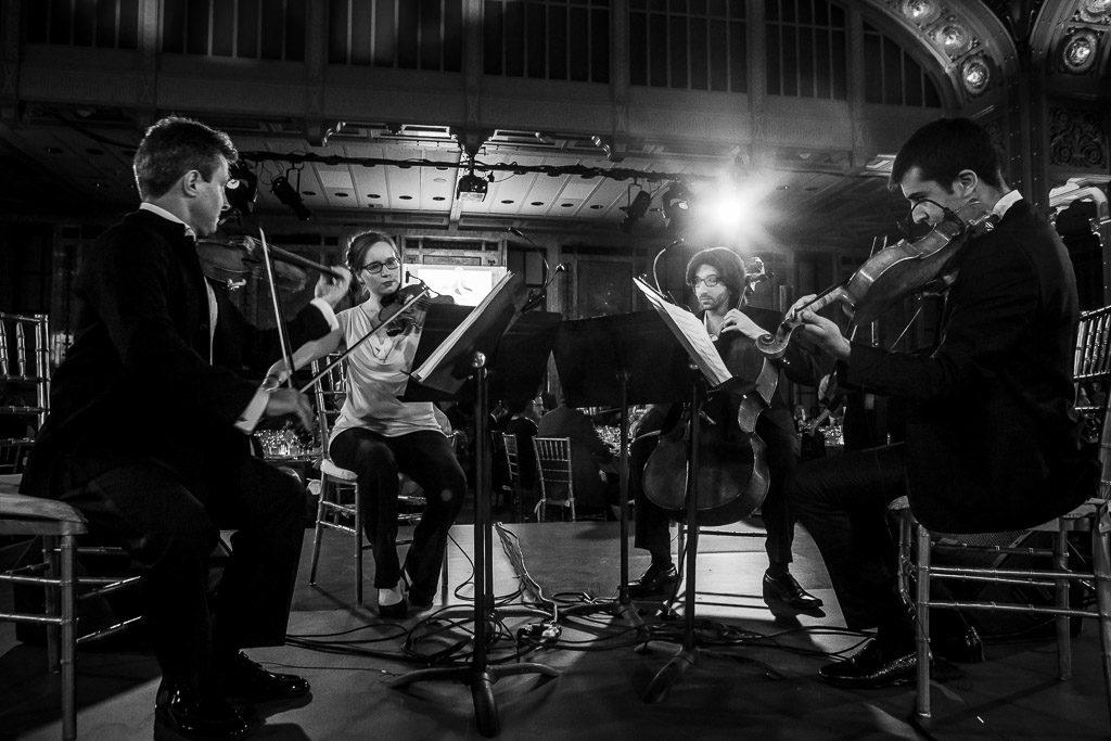 The Stony Brook Anello String Quartet