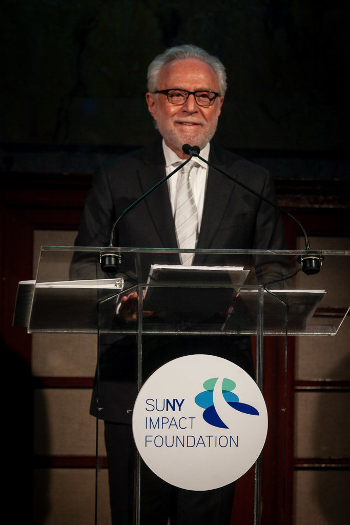 Wolf Blitzer, Master of Ceremonies