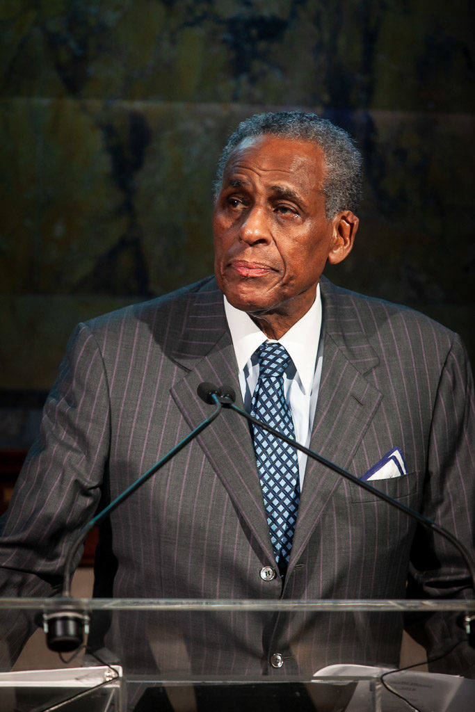 H. Carl McCall, Chairman of the SUNY Board of Trustees