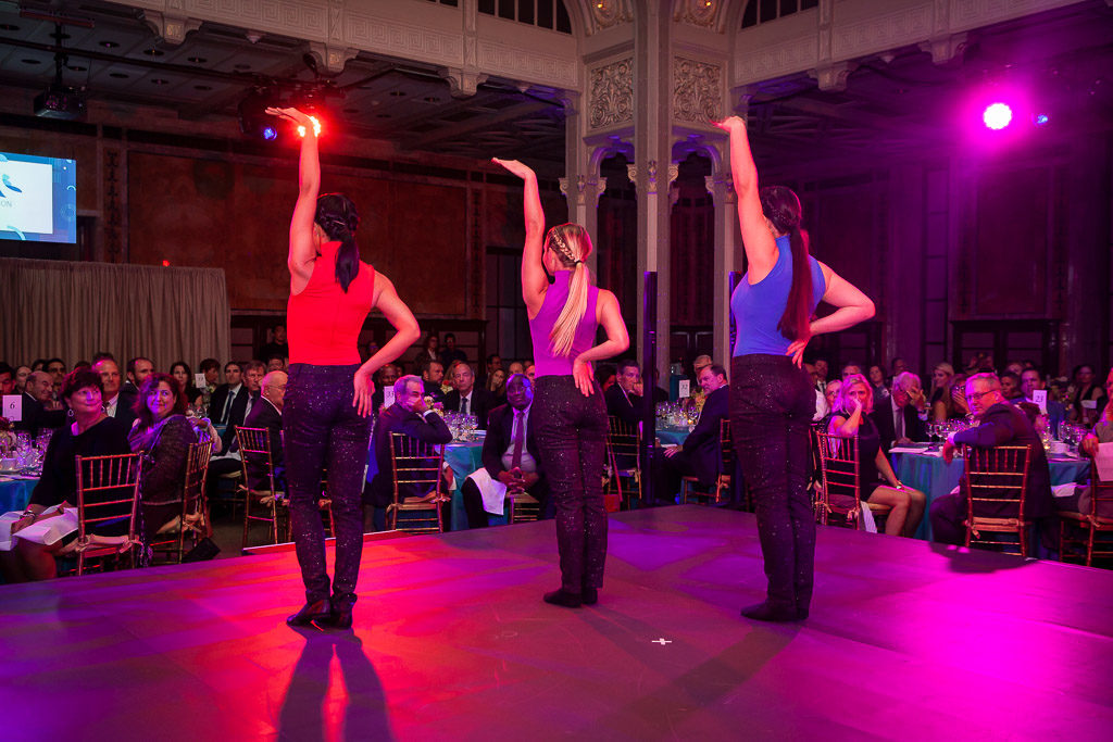 Fredonia contemporary dance trio